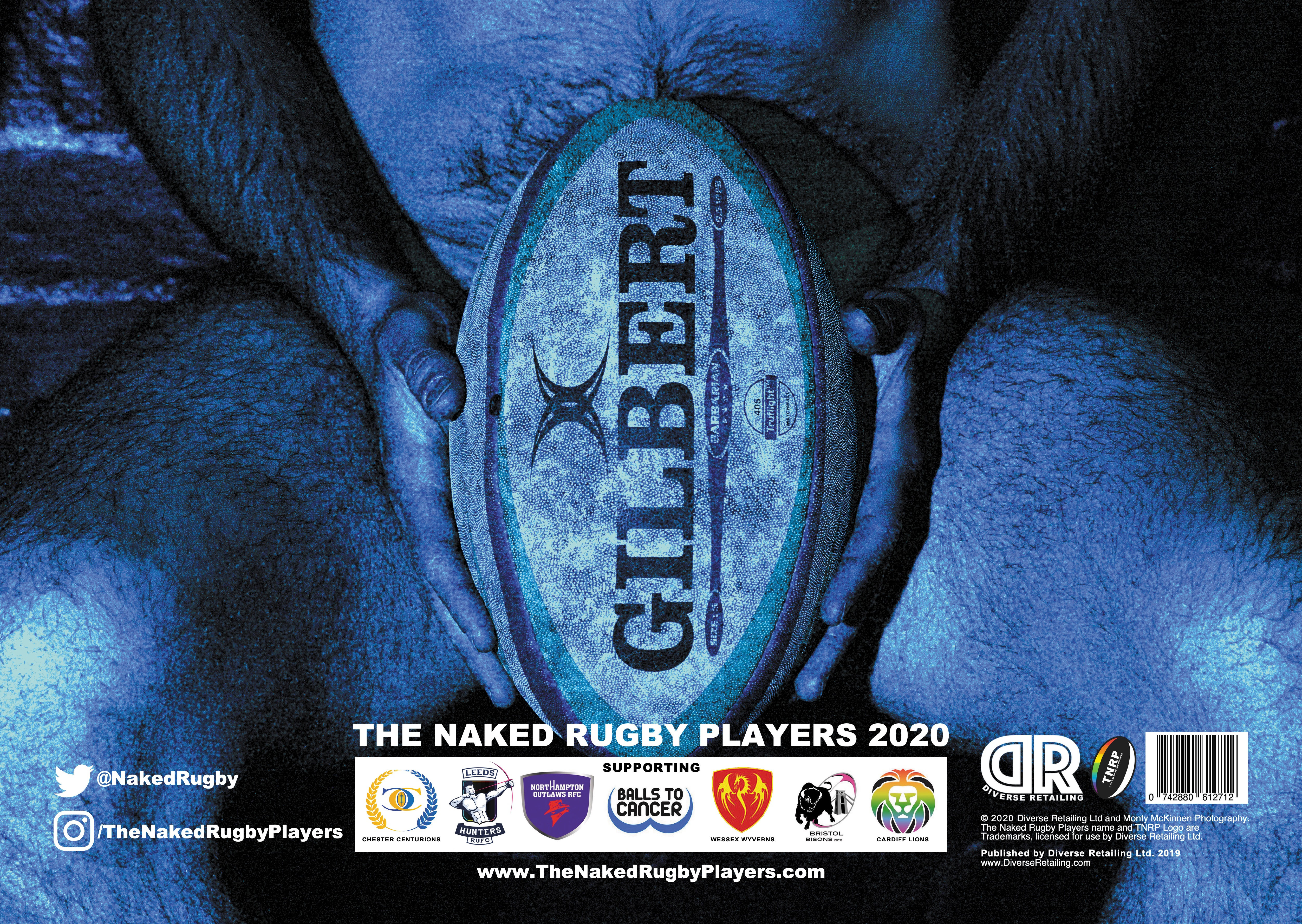 Calendrier Rugby Top 14 2020.The Naked Rugby Players Calendar 2020