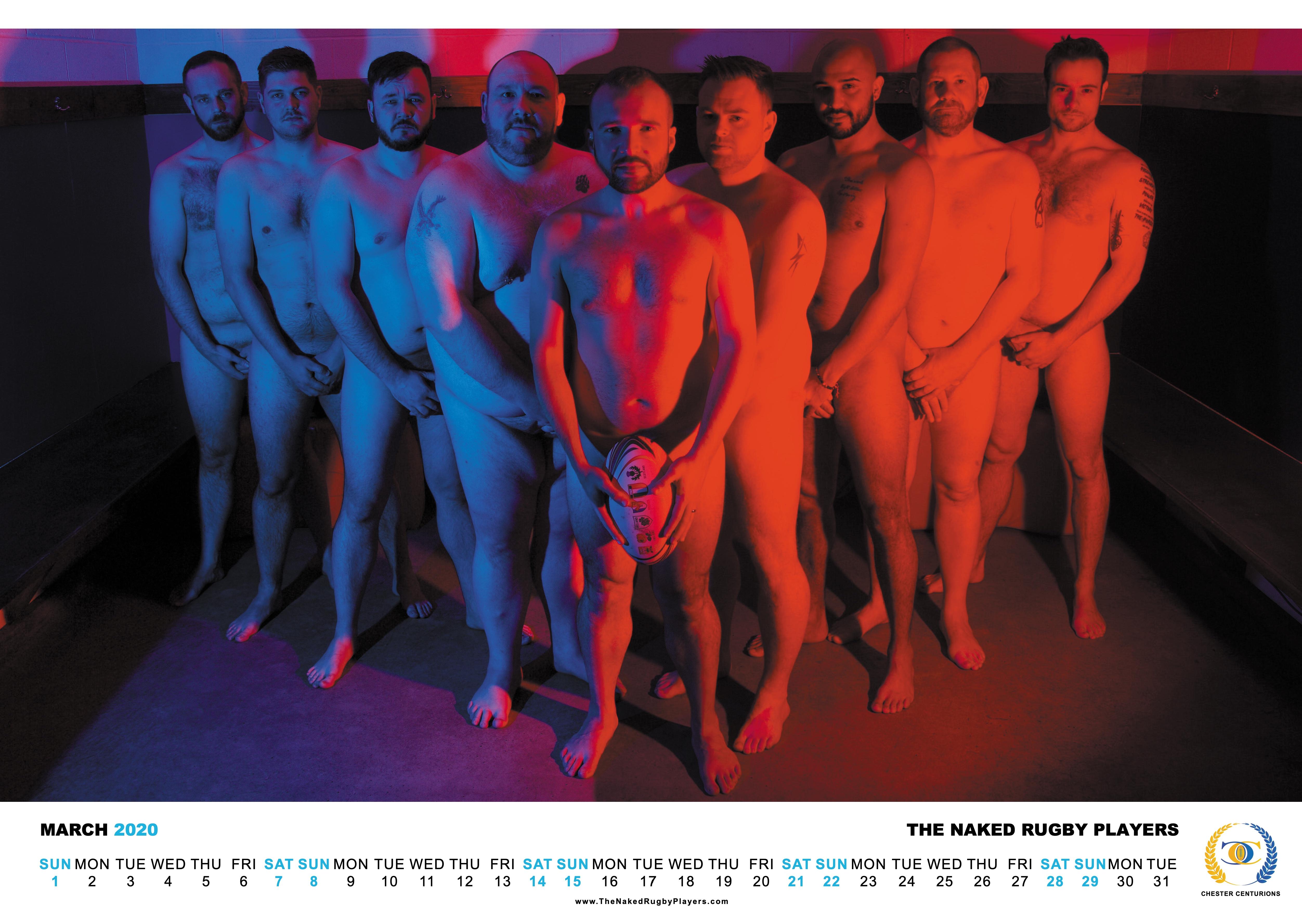 nackt rugby kalender